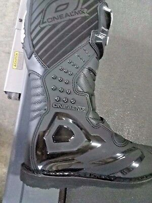 Oneal Rider MX Motocross boots Men Size 11; Only tired on, never used.