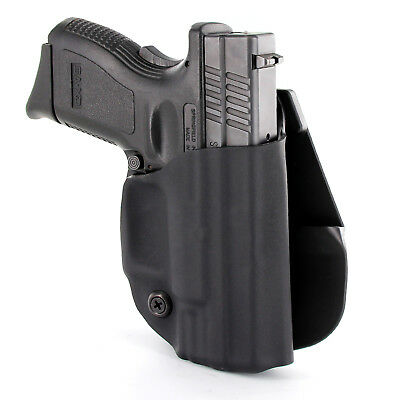 Owb Kydex Paddle Holster For Glock (Multiple Colors Available)