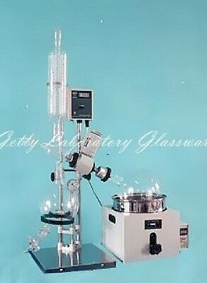 5L Rotary Evaporator Rotovap Rotavap efficient and gentle removal of solvents
