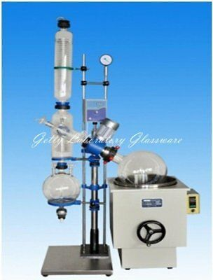 10L Rotary Evaporator Rotavap Rotovap for efficient & gentle removal of solvent
