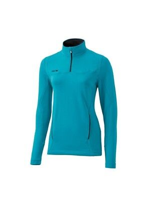 (12, Blue) - Erima 96611 Long Sleeved Unisex Functional Top. Shipping Included