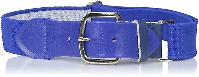 (Youth, Royal) - Champion Sports Elastic Uniform Belt. Delivery is Free