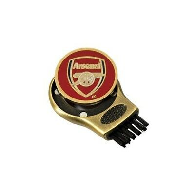Official Arsenal FC Golf Gruve Brush And Marker. Arsenal F.C.. Shipping is Free