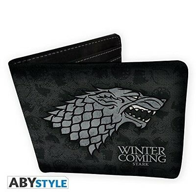 GAME OF THRONES Wallet Geldbörse Geldbeutel Purse Breiftasche Stark NEU NEW