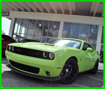 2015 Dodge Challenger R/T Scat Pack 2015 R/T Scat Pack Used 6.4L V8 16V Automatic RWD Coupe Premium