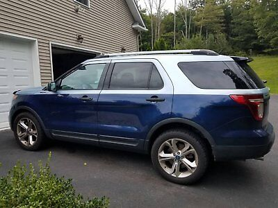 2014 Ford Explorer  14 Ford Explorer SUV All Wheel Drive Only 41,000 mi - NICE !!
