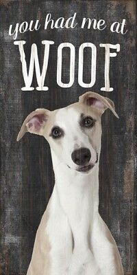 Whippet Sign – You Had me at WOOF 5×10