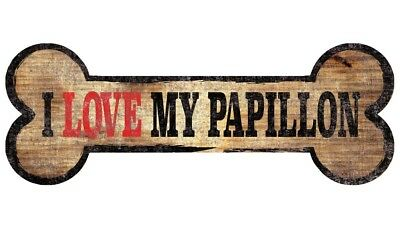 Papillon Sign – I Love My Bone 3×10