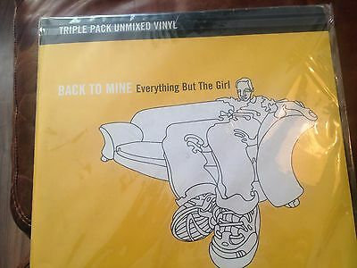 """Everything but the Girl - Back To Mine - 3x12"""" lp"""