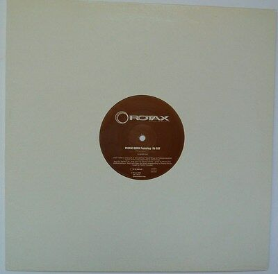 "Pascal Rioux - Feat Mr Day - Don't Outstay Outside 2 Night - 12"" Single"
