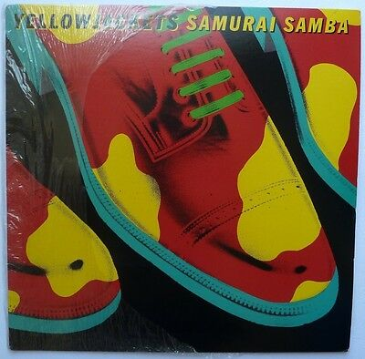 "Yellowjackets - Samurai Samba - 12"" Vinyl Lp"