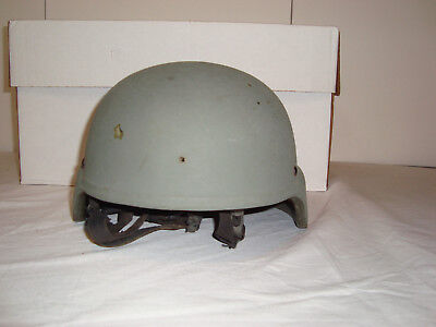 Us Military Issue Ach Advanced Combat Helmet Bae Systems Large