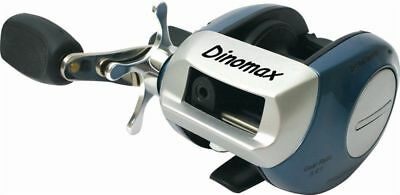 Dinomax Baitcaster Multiplier Reel 5:4:1 Ratio, spinning, lure fishing