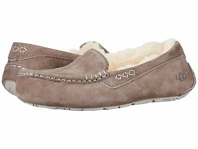 Women's Shoes UGG Ansley Moccasin Slippers 3312 Slate *New*