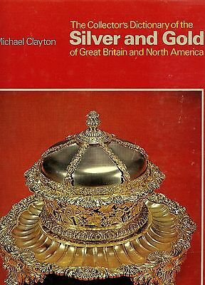 American British Antique Gold Silver - History Development / Scarce Book