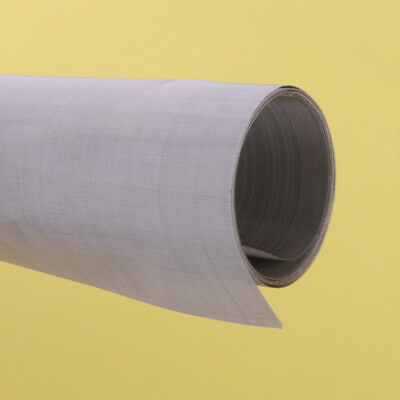 """Stainless Steel 100 Mesh Micron True Filtration Screen Wire Oil Filter 48"""" x 12"""""""