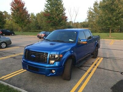 2014 Ford F-150 FX FX-4 ford f-150