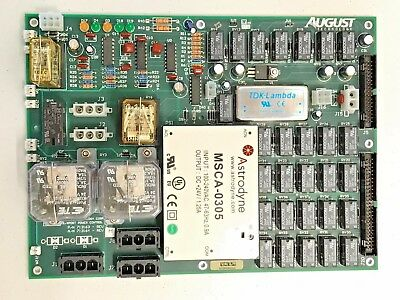 Rudolph August Technology PCB ASSY - VS/XPort Power Control 713164 Rev.H