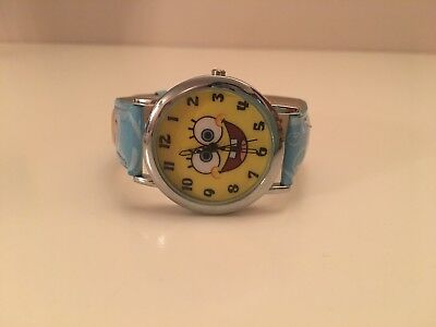 Spongebob Squarepants Watch (READ DESCRIPTION)