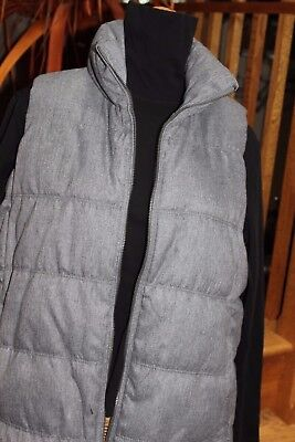 Old Navy Maternity Vest Gray Size Med
