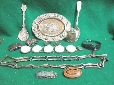 Lot of Silver  some sterling usefull - resaleable