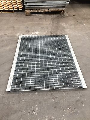 New Heavy Duty Galvanized Steel Grids Sheets For Shed Floors