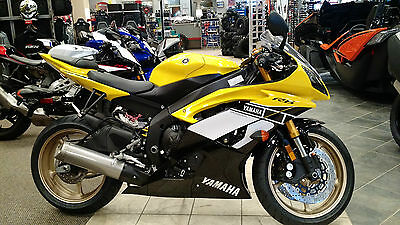 2016 Yamaha YZF-R  NEW 2016 Yamaha YZF R6 Yellow LOWEST PRICE EVER last one in stock