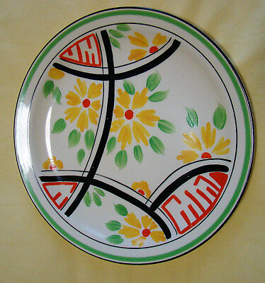 """""""Royal Doulton"""" Serving plate - D5362 - Painted by hand"""