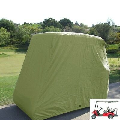 (Taupe) - Golf Cart Cover, Easynew 4 Passenger Golf Cart Cover roof 210cm L