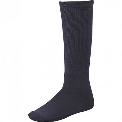 (NAV, Nav) - Twin City Adult All-Sport Solid Colour Tube Socks. Twin-City