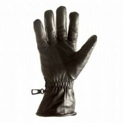 (Medium, Black) - Highlander 95 Leather Gloves. Shipping is Free
