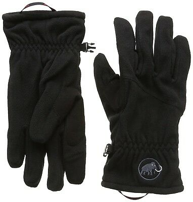 (8, Black - black) - Mammut Vital Men's Gloves. Best Price