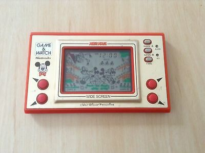 Nintendo Game And Watch Mickey Mouse (Widescreen)