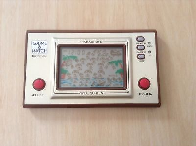 Nintendo Game And Watch Parachute  Very Good Condition (Widescreen)