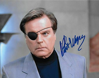 Robert Wagner Autographed 8x10 Photo (Reproduction) 3