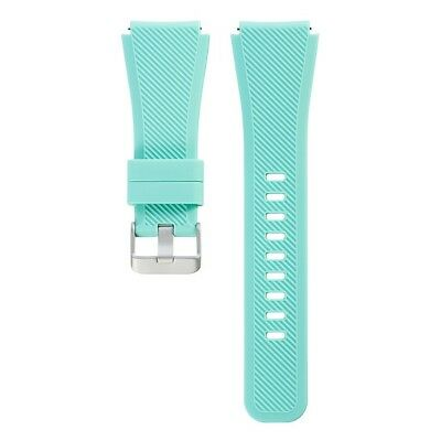 SCASTOE Silicone Bracelet Watch Strap Band L Size Wristband for Samsung Gear