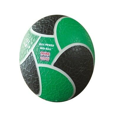 (1.8kg, Green) - Power Systems Elite Power Medicine Ball. Shipping is Free
