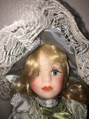 "HAUNTED DOLL 10"" Friendly Spirit of Annie"