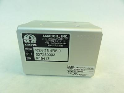 166500 Old-Stock, Amacoil RS4-25-4R5.0 Linear Drive, F(N): 600