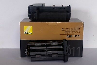 NIKON Multi Power Battery Pack MB-D11 For D7000 Body **MINT** Condition
