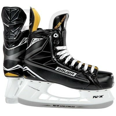 Bauer Supreme S150 Ice Hockey Skates - Junior - 4.0 D. Delivery is Free