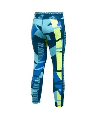 (Youth X-Large, Blackout Navy) - Under Armour Girls' Mix Master Capris