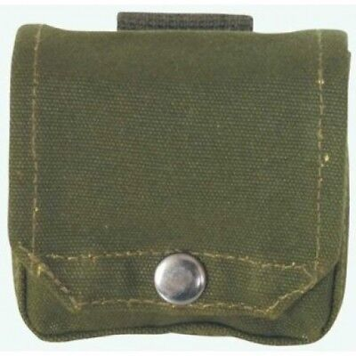 Compass Pouch - Olive Drab - Canvas. Riot Threads. Shipping Included