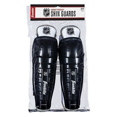 (Small/Medium/23cm ) - Franklin Sports SG 175: Street Hockey Shin Guards