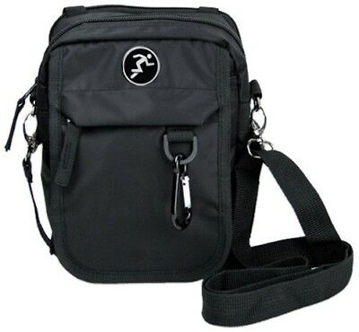 CMC Golf Running Symbol Urban Pack, Black. Delivery is Free
