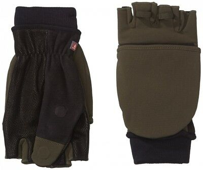 (Olive, Large) - Sealskinz Men's Mitten. UK Sports & Ourdoors. Shipping is Free