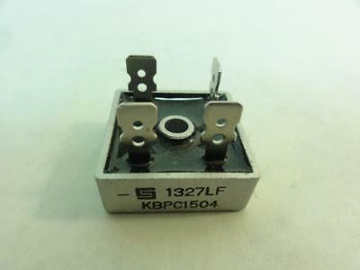 166903 New-No Box, Solid State KBPC1504 Bridge Rectifier, 15 Amp