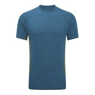 (Small) - Trekmates® LITE Merino Short Sleeved - Mens. Delivery is Free