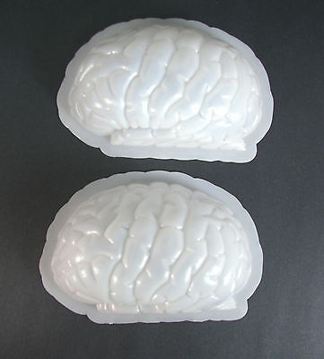 Brain Molds or Brain Bowls Two Pieces