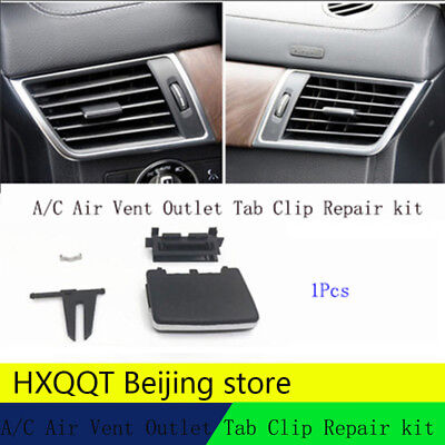 Mercedes Benz W166 X166 ML GL A/C Air Vent Outlet Tab Clip Repair kit